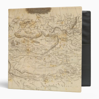 Central Asia Map by Arrowsmith Binders