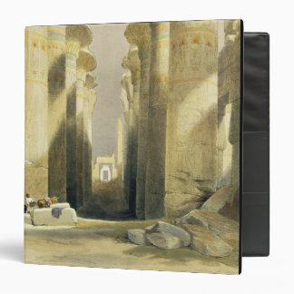 Central Avenue of the Great Hall of Columns, Karna Vinyl Binder