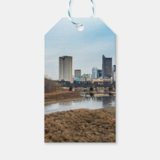 Central Business District Columbus, Ohio Gift Tags