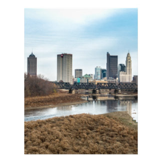 Central Business District Columbus, Ohio Letterhead