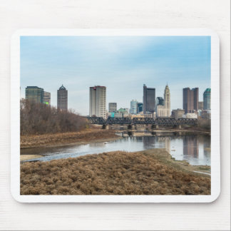 Central Business District Columbus, Ohio Mouse Pad