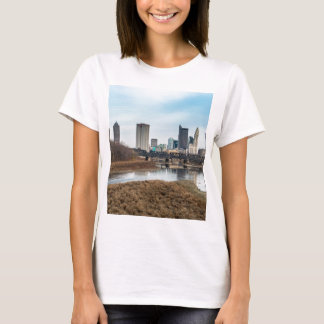 Central Business District Columbus, Ohio T-Shirt