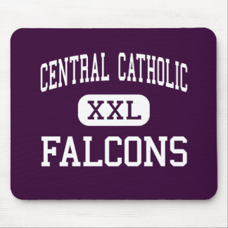 Central Catholic - Falcons - High - Taos Mouse Pad
