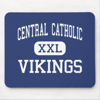 Central Catholic - Vikings - High - Pittsburgh Mouse Pad