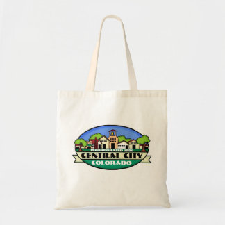 Central City Colorado small town reusable bag