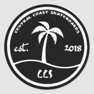 Central Coast Skate Sticker
