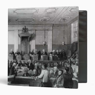 Central Criminal Court, The Old Bailey 3 Ring Binder