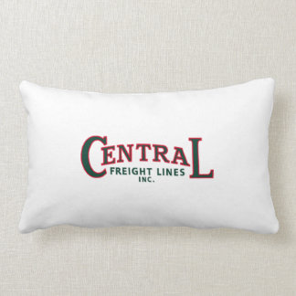 Central Freight Lines Lumbar Pillow