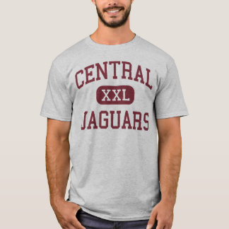 Central - Jaguars - High School - Beaumont Texas T-Shirt