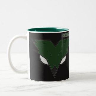 Central knight Mug