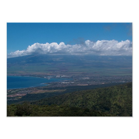 Central Maui Poster