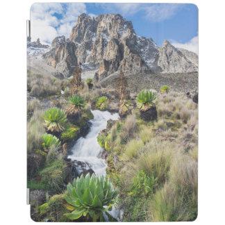 Central Mount Kenya National Park iPad Cover