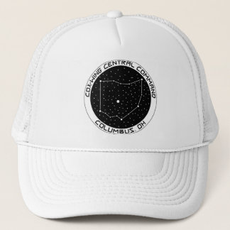 Central Ohio X-Wing Central Command Trucker Hat