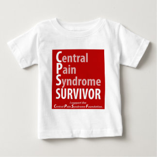 Central Pain Syndrome Survivor Baby T-Shirt