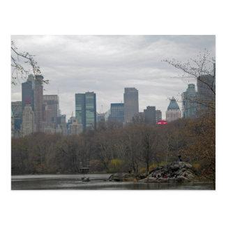 Central Park 002 Postcard