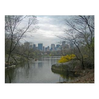 Central Park 004 Postcard