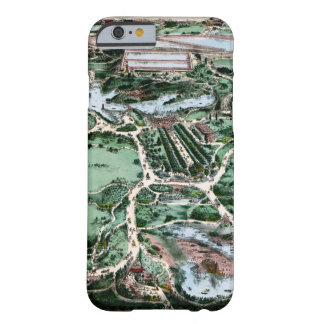 CENTRAL PARK, 1860 BARELY THERE iPhone 6 CASE