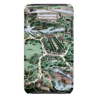 CENTRAL PARK, 1860 iPod TOUCH CASES