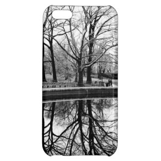 Central Park Black and White Landscape Photo Case For iPhone 5C