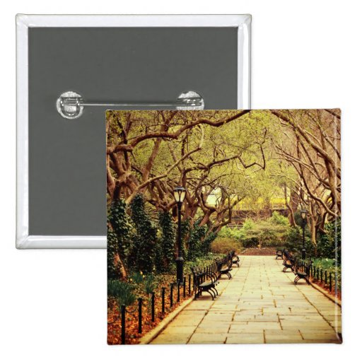 Central Park Fairy Tale Spring Path - New York Pins