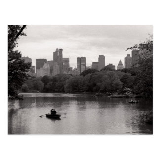 Central Park, New York City - Postcard