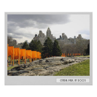 Central Park, NY Poster
