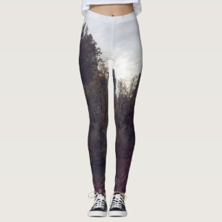 Central Park NYC Leggings