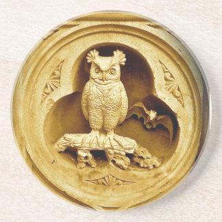 Central Park Owl of Wisdom Coaster