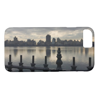 Central Park Reservoir New York City Sunrise NYC iPhone 8/7 Case