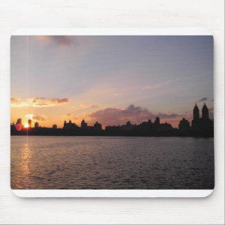 Central Park Reservoir, NYC Mouse Pad