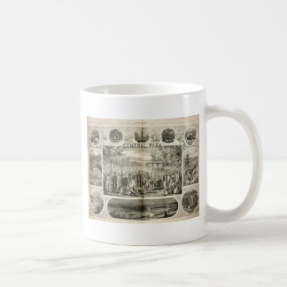 Central_Park_Summer, Central_Park_Winter Coffee Mug