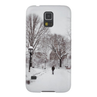 Central Park White Out Case For Galaxy S5