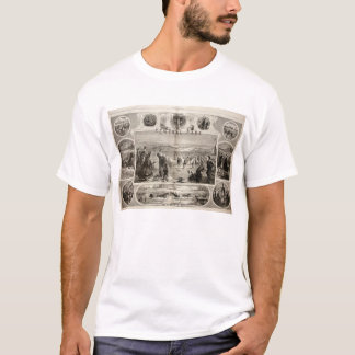 Central Park  Winter T-Shirt