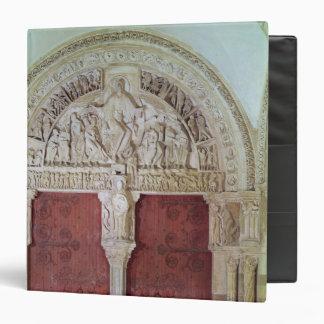 Central Portal Narthex Church Sainte-Madelaine Binder