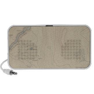 Central Portion of Upper Geyser Basin Travelling Speakers