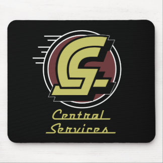 Central Services Mystery Hunt Regalia Mouse Pad