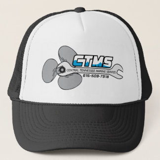 Central Tennessee Marine Service Trucker Hat