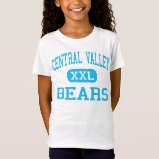 Central Valley - Bears - High - Spokane Valley T-Shirt