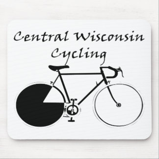 Central Wisconsin Cycling Mouse Pad