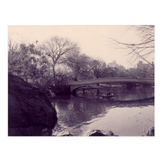 centralpark, Central Park - NY Postcard