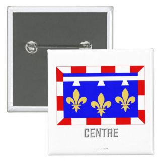 Centre flag with name pin