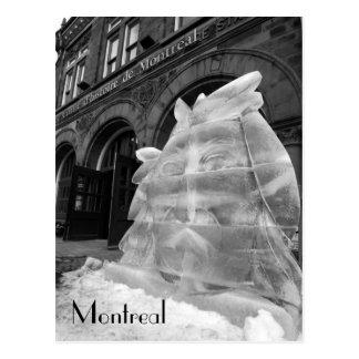 Centre historique de Montréal Cartes Postales