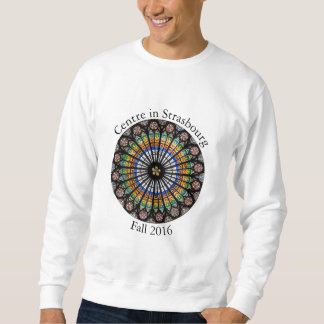 Centre in Strasbourg Fall 2016 sweatshirt
