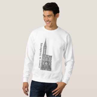 Centre in Strasbourg sweatshirt