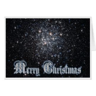 Centre serveur merveilleux de Joyeux Noël Carte De Vœux