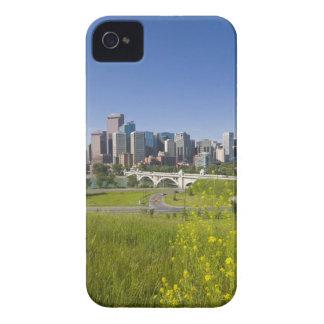 Centre St Bridge and Downtown Calgary, Alberta, 2 iPhone 4 Cases
