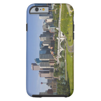 Centre St Bridge and Downtown Calgary, Alberta, Tough iPhone 6 Case