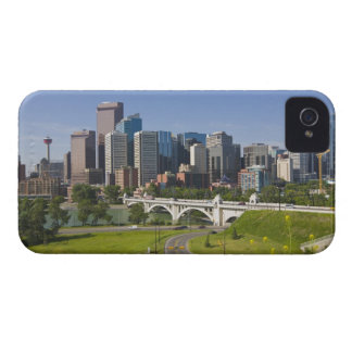 Centre St Bridge and Downtown Calgary, Alberta, iPhone 4 Covers