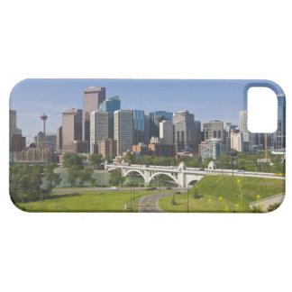 Centre St Bridge and Downtown Calgary, Alberta, iPhone 5 Case
