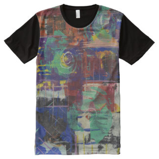 Centrifugal Force All-Over-Print T-Shirt